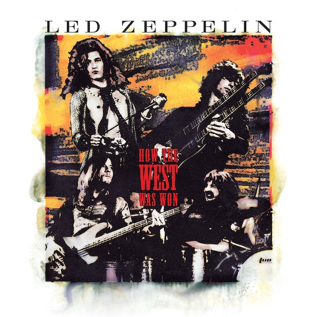 Led Zeppelin How The West Was Won (Remastered) (4LP)