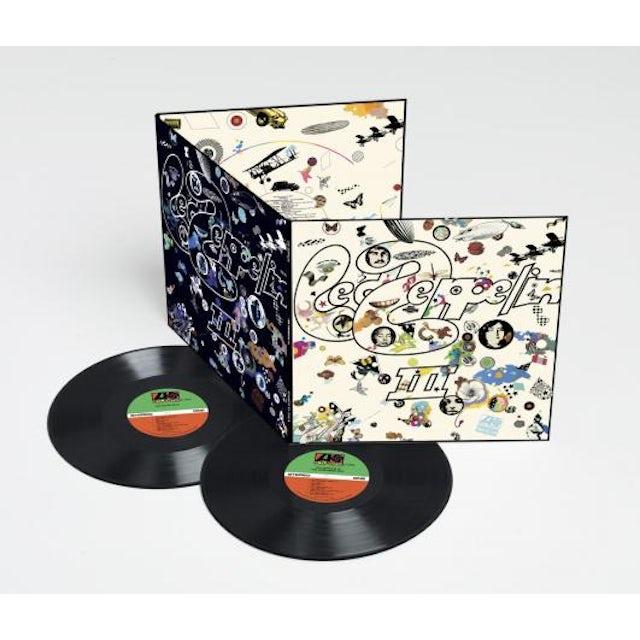 Led Zeppelin III (Deluxe Edition Remastered Vinyl)(2LP 180 Gram Vinyl)