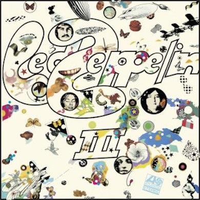 Led Zeppelin III (Super Deluxe Edition Box)(2CD/2LP 180 Gram Vinyl w/Digital Download)
