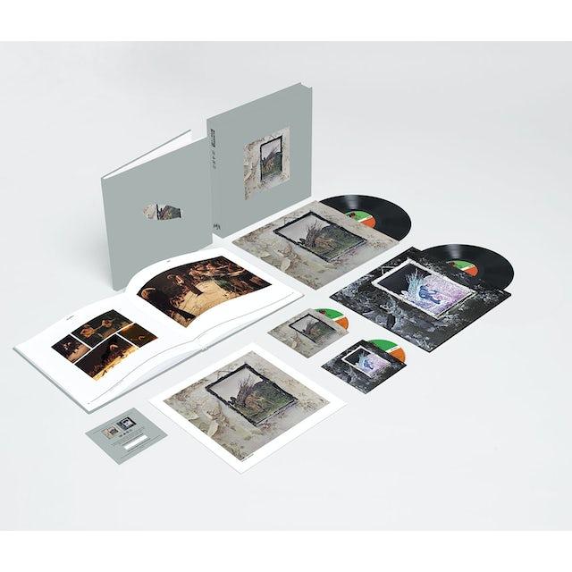 Led Zeppelin IV (Super Deluxe Edition Box) (2CD/2LP 180 Gram Vinyl w/Digital Download)