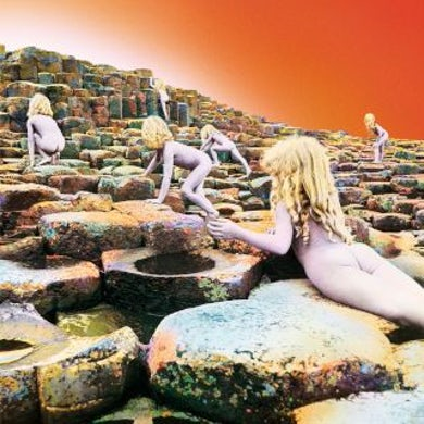 Led Zeppelin Houses Of The Holy (Remastered Original CD)