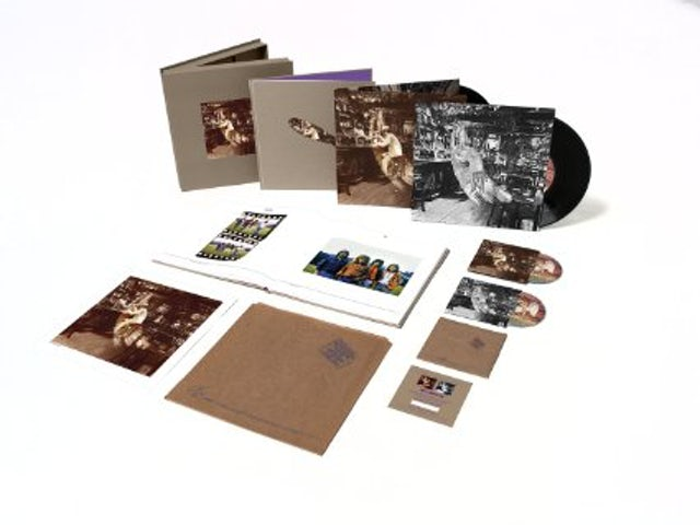 Led Zeppelin In Through The Out Door (Super Deluxe Edition Box) (CD& LP) (Vinyl)