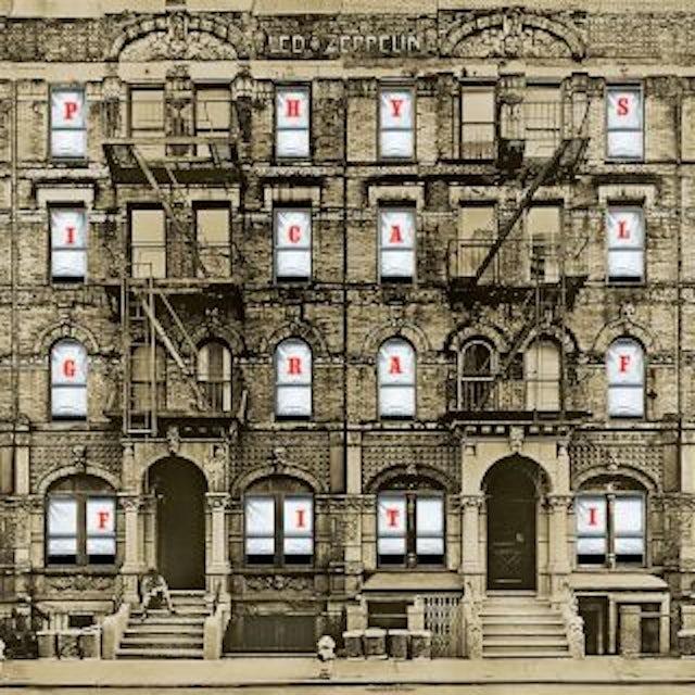 Led Zeppelin Physical Graffiti (2CD Remastered)