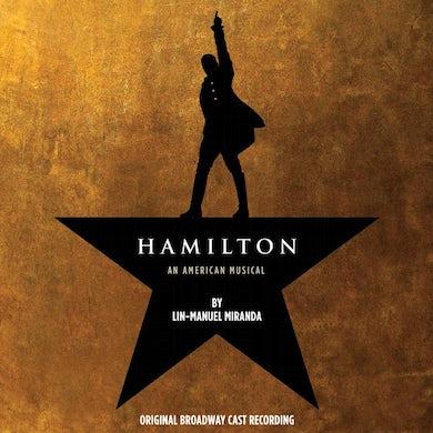 Various Artists Hamilton (Original Broadway Cast Recording)(Explicit)(2CD)