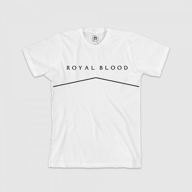 Royal Blood White Lines Tee