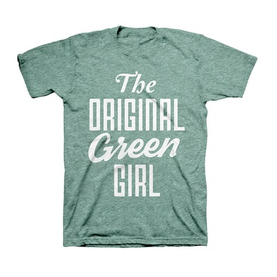 Idina Menzel Original Green Girl Tee