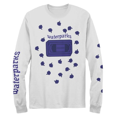 Waterparks Clovers And Tape Long Sleeve T-Shirt
