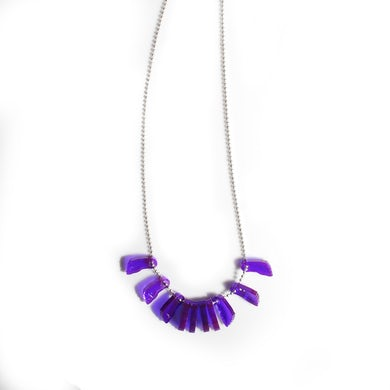 Waterparks Awsten Necklace - Purple