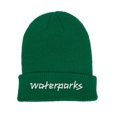 Waterparks Fandom Green Beanie