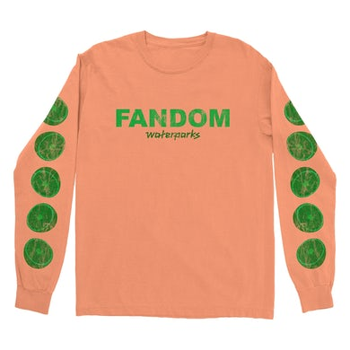 Waterparks Citrus Fandom Long Sleeve T-Shirt