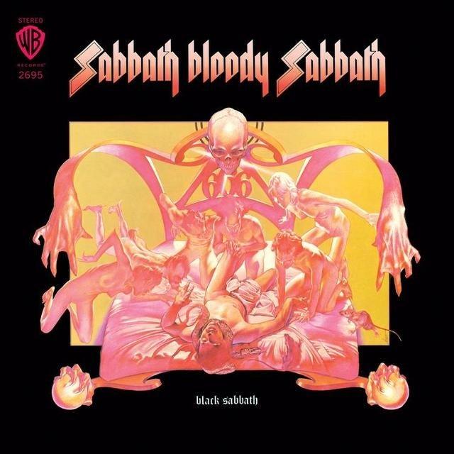 Black Sabbath SABBATH BLOODY SABBATH – Vinyl