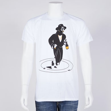 No Bih Dance T-Shirt (White)