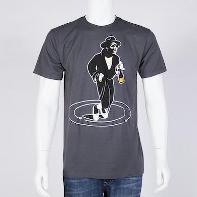 No Bih Dance T-Shirt (Charcoal)