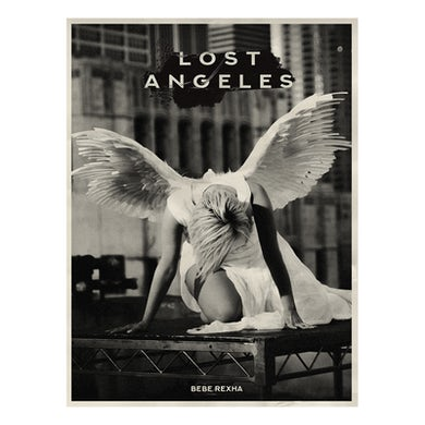 Bebe Rexha Lost Angeles Poster