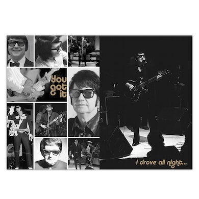 Roy Orbison In Dreams 2018 Tour Program