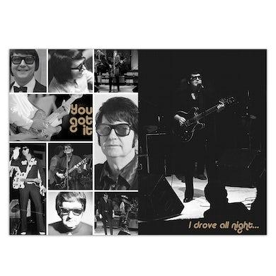 Roy Orbison In Dreams 2018 Tour Program
