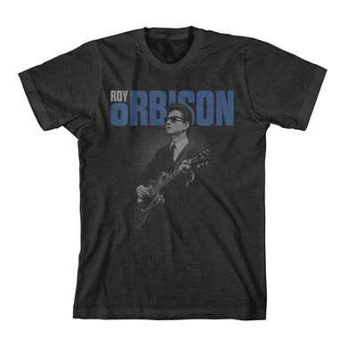 Roy Orbison Bold Blue T-Shirt
