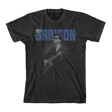 Roy Orbison Bold Blue T-Shirt