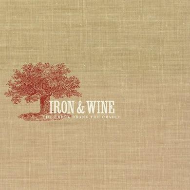 Iron & Wine The Creek Drank The Cradle CD