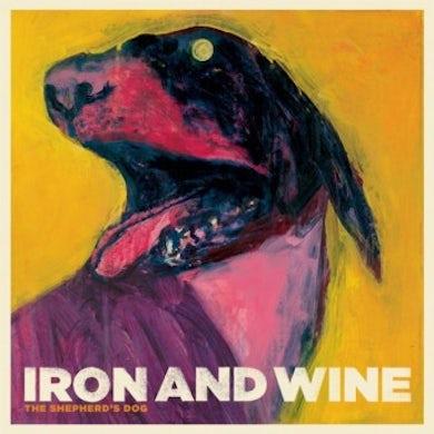 Iron & Wine The Shepherd's Dog CD