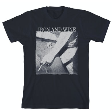 Iron & Wine Ghost On Ghost Women's T-Shirt