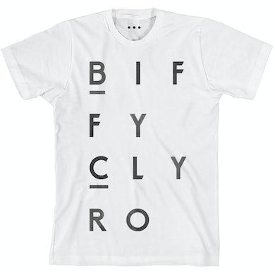 Biffy Clyro Block Logo T-Shirt