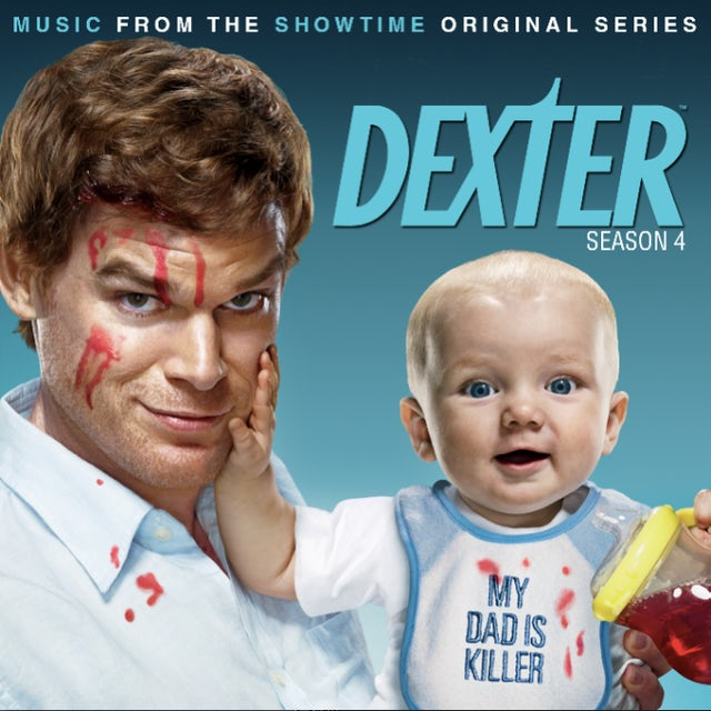 Various Dexter - Season 4 (Music From The Showtime Original Series) CD