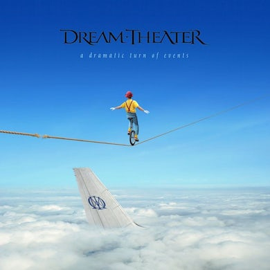 Dream Theater A Dramatic Turn Of Events (Vinyl - 2LP)