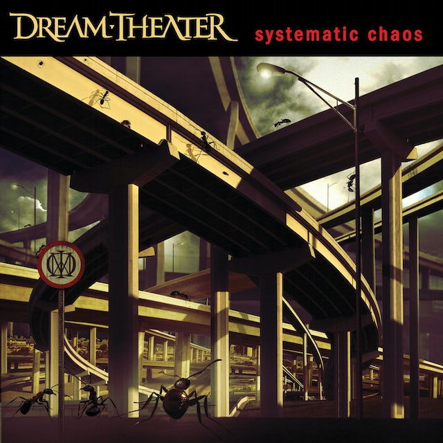 Dream Theater Systematic Chaos CD