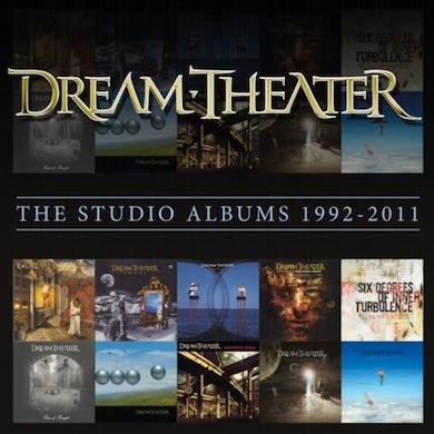 Dream Theater The Studio Albums 1992-2011 (11CD)