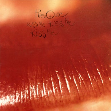 The Cure Kiss Me, Kiss Me, Kiss Me (2LP) (Vinyl)