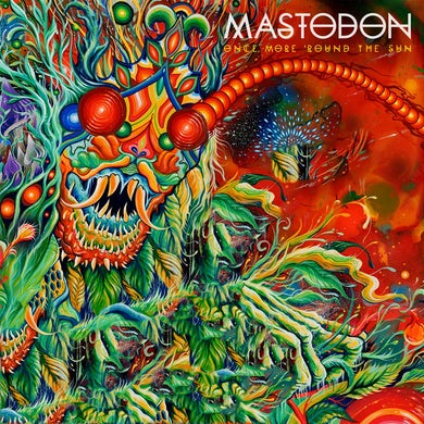 Mastodon Once More Round The Sun CD