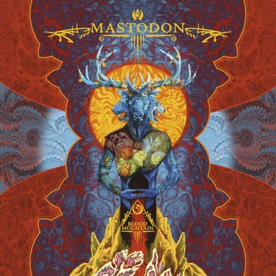 Mastodon Blood Mountain Vinyl LP