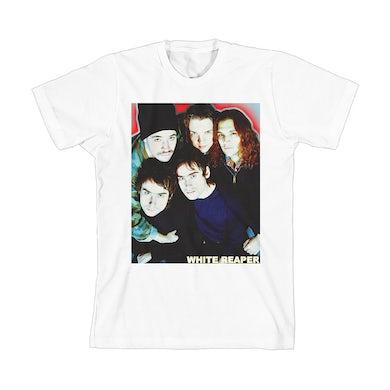 White Reaper Band Photo T-Shirt