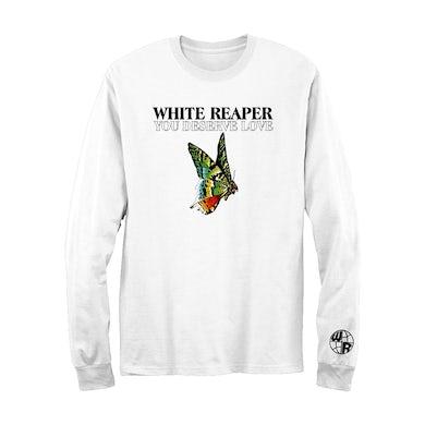 White Reaper Long Sleeve T-Shirt