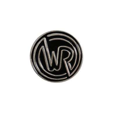 Circle Logo Enamel Pin