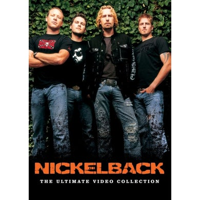 Nickelback The Ultimate Video Collection (DVD)