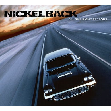 Nickelback All The Right Reasons Special Edition (CD/DVD)