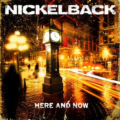 Nickelback Here And Now (CD)