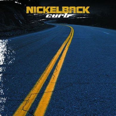 Nickelback Curb (CD)