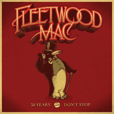 Fleetwood Mac  50 Years – Don't Stop CD