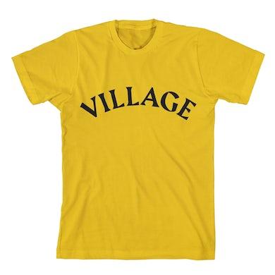 Jacob Banks JB Gold Village Album Cover T-Shirt