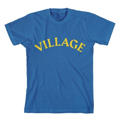 Jacob Banks JB Blue Village Album Cover T-Shirt