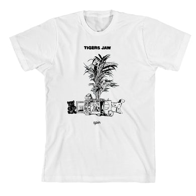 Tigers Jaw spin T-Shirt