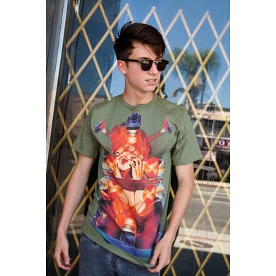 Mars Volta Laser Walls T-shirt
