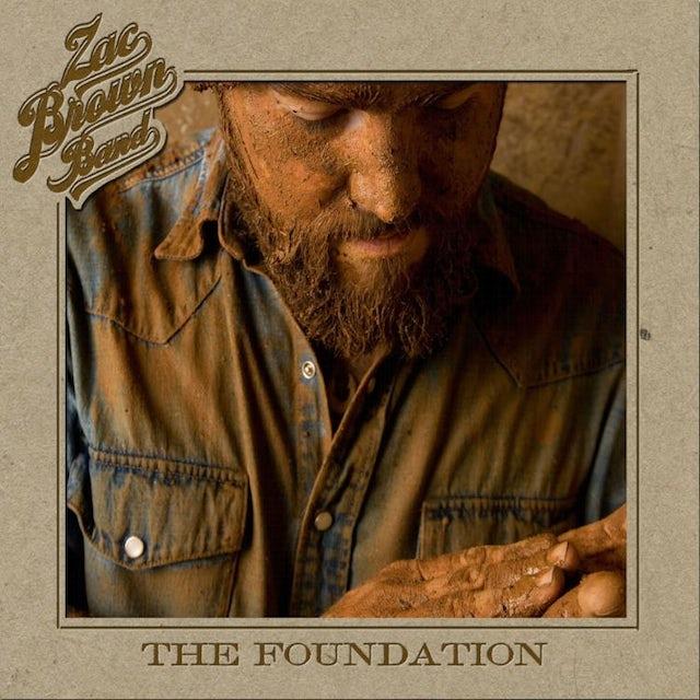 Zac Brown Band The Foundation (Vinyl LP)