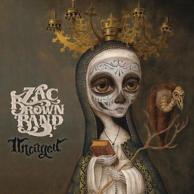 Zac Brown Band Uncaged (Vinyl LP)
