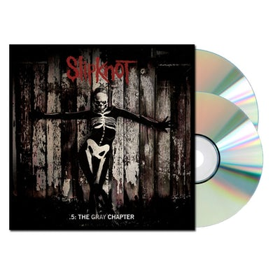 Slipknot .5: The Gray Chapter Deluxe Edition CD