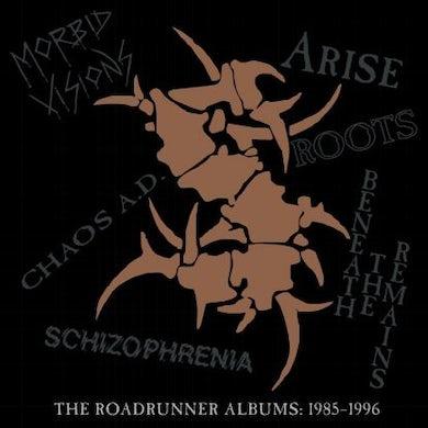 Sepultura The Roadrunner Albums: 1985-1996 (Explicit)(6CD)