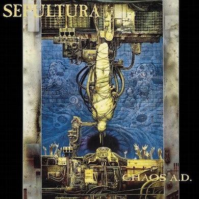 Sepultura Chaos A.D. (Expanded Edition)(2LP) (Vinyl)